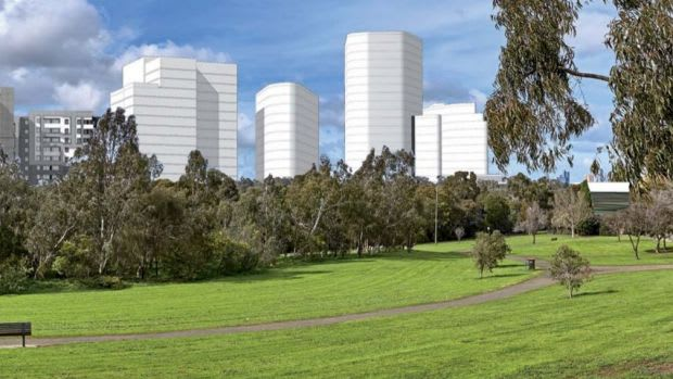 Is 22 levels really too tall for Parkville?