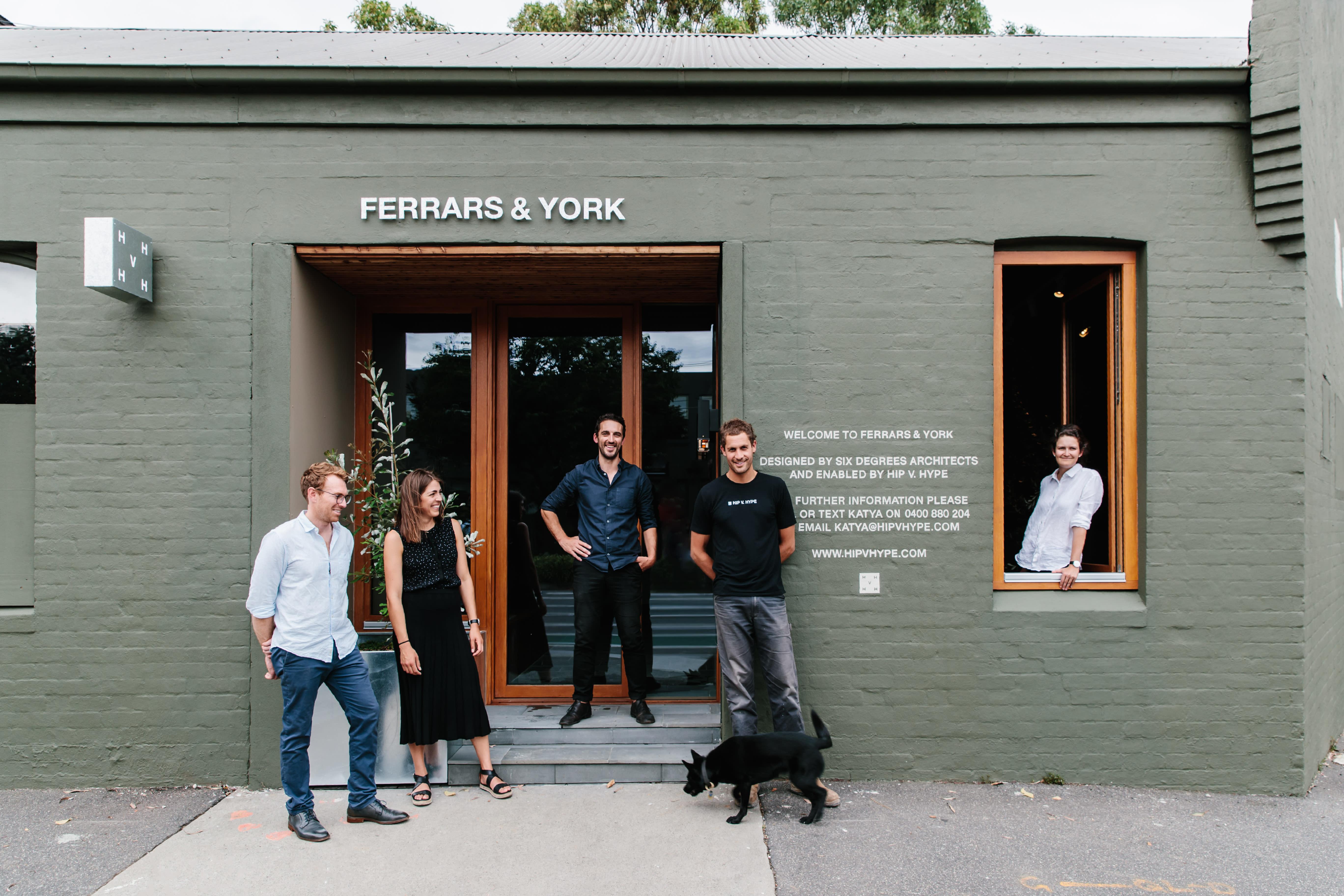 Q&A with Liam Wallis, Ferrars & York