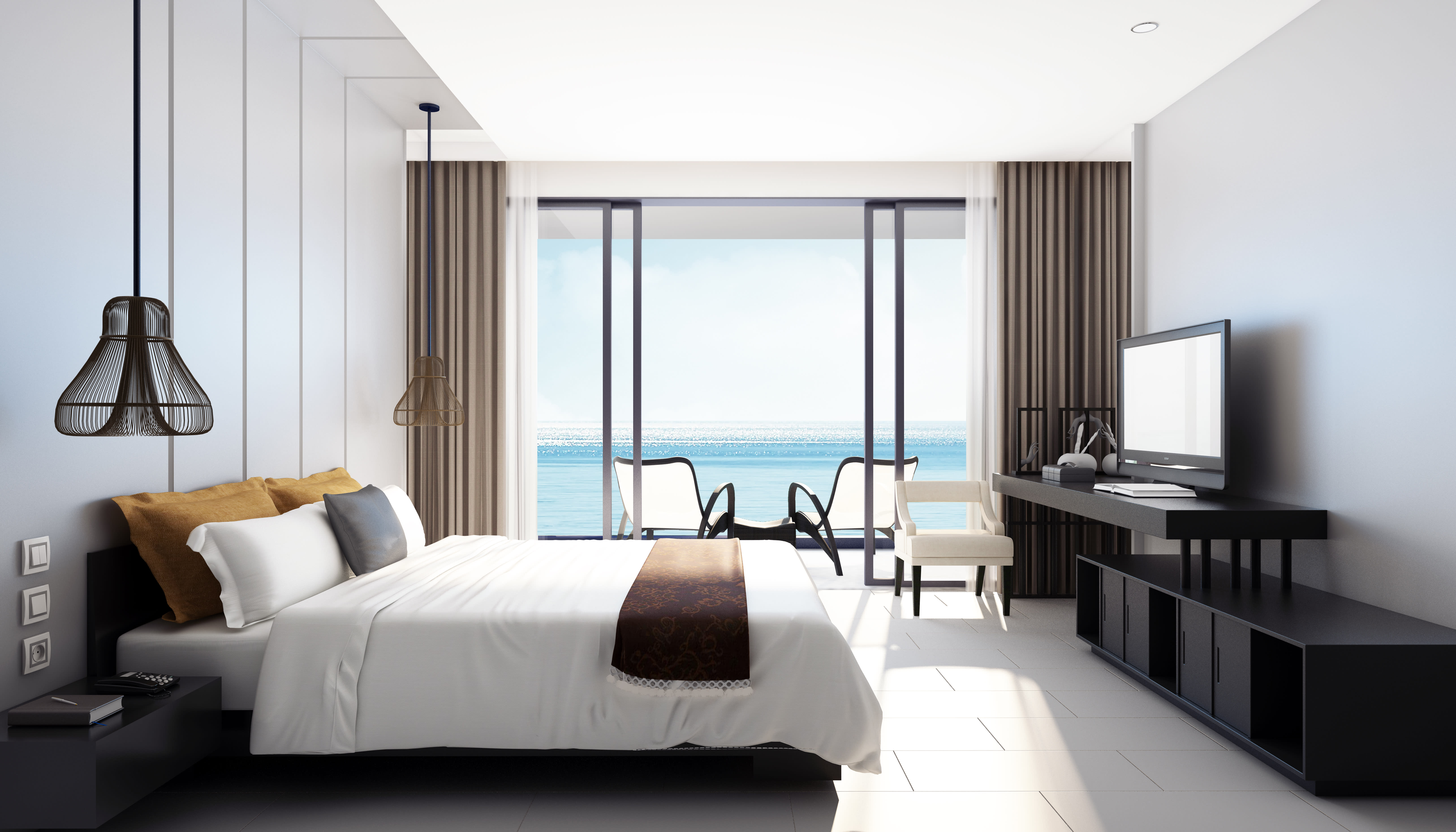 Hotel Operations in a Residential Development - benefits for the developer.
