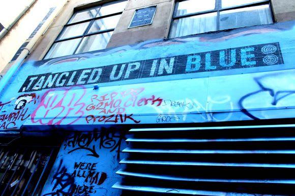 After the Blue - Rutledge Lane