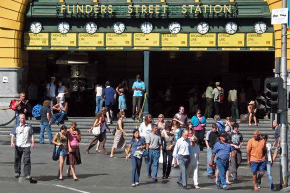 Flinders Street Station: Melbourne's most popular iconic landmark