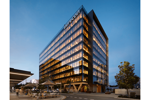 Australia's Largest Engineered Timber Commercial Building opens in Brisbane
