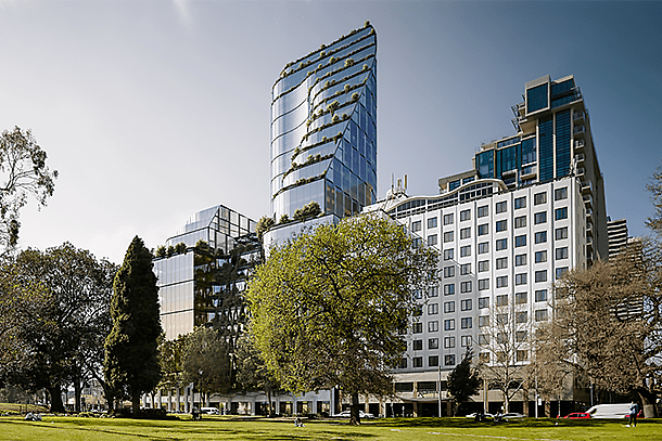 388 William joins the growing chorus of office developments in Melbourne