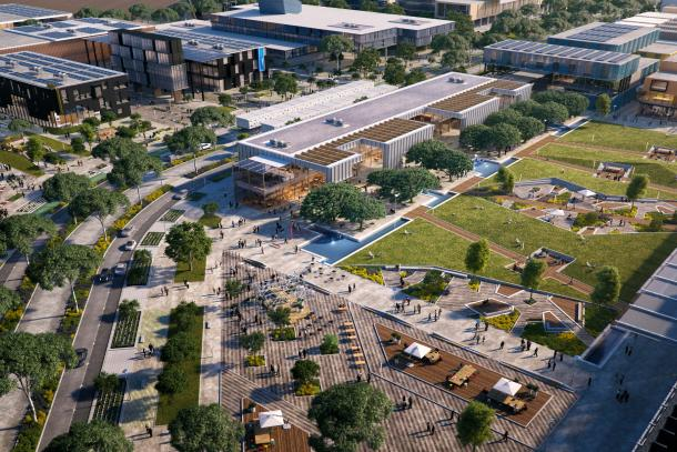 Public hearings on Fishermans Bend Draft Framework have kicked off