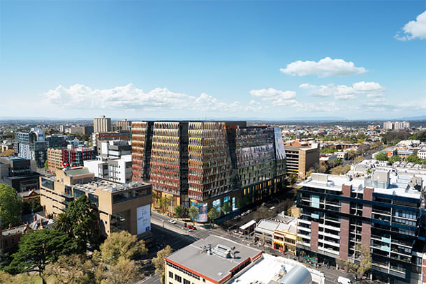 Construction commences on University of Melbourne's Melbourne Connect