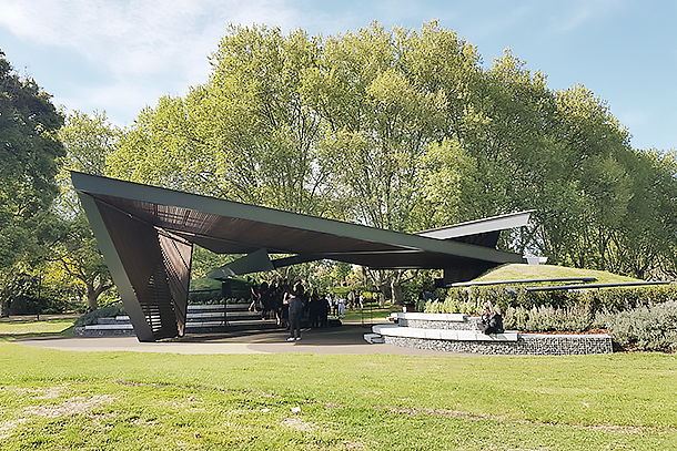 MPavilion 2018 officially launched