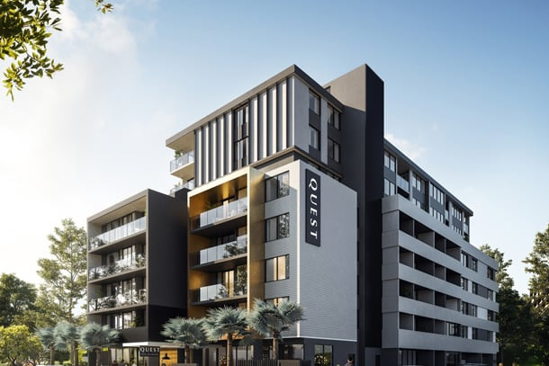 Construction underway for $32 million Gold Coast development, adding to the Pellicano x Quest empire