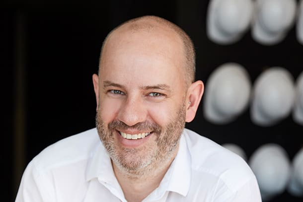 Technē's Steve McKeag discusses the importance of mentoring within architectural practice