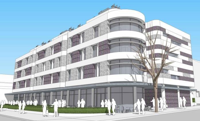 Planning image: Carlisle Architects