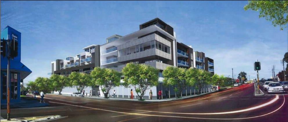 1-9 Monash Road, Gladesville. Planning Image: Architecture & Building Works