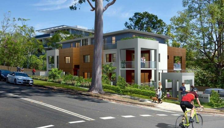 Planning image: RJK Architects