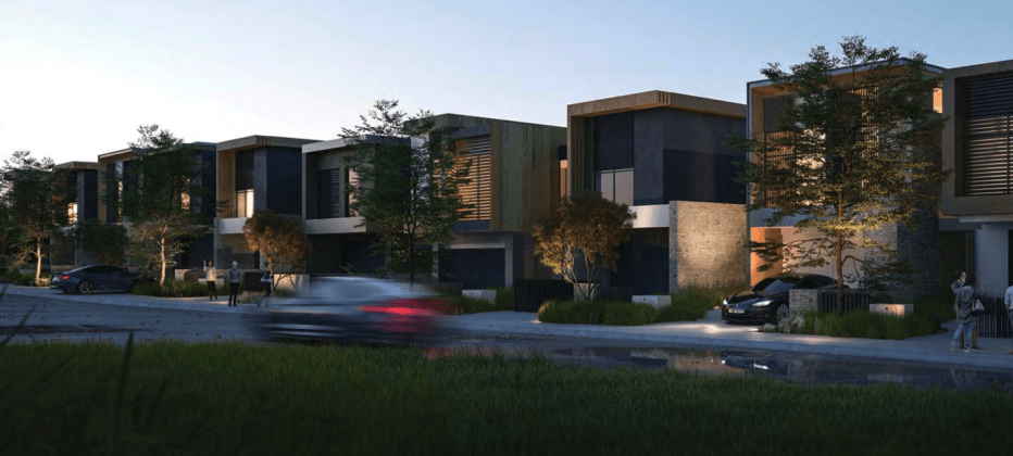 101-129 Fairway Drive, Norwest. Planning image: a+ design