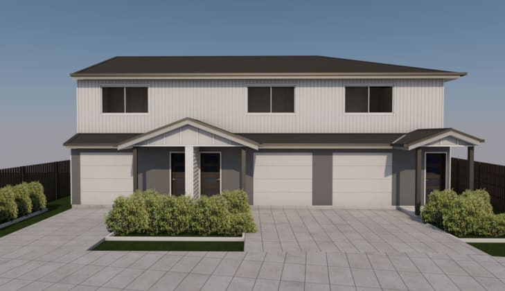 116-118 Oakey Flat Road, Morayfield. Planning Image: Hamilton Real Homes