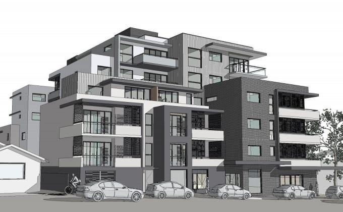 Planning image: Holdsworth Design
