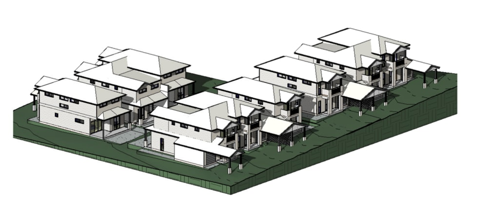 12 Mcewn Street, Carina. Planning Image: NEO Building Design
