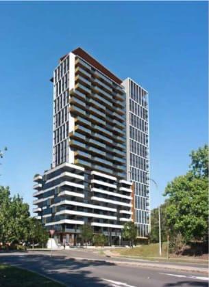 120-126 Herring Road, Macquarie Park. Planning Image: Toga Herring Road pty ltd