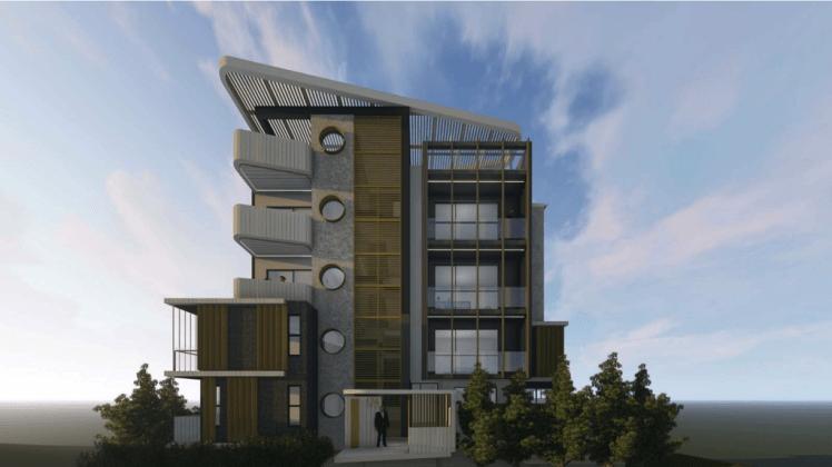 124 Swann Road, Taringa. Image: Red Door Architects