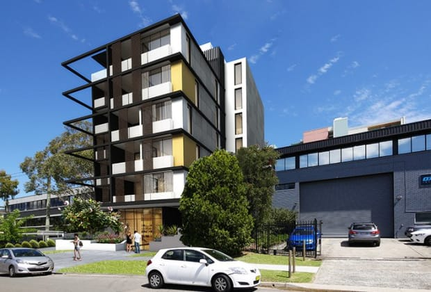 125 Bowden Street, Meadowbank. Image: CD Architects