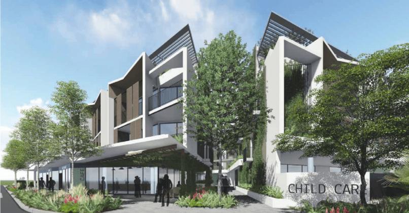 137-139 Jonson Street, Byron Bay. Planning ImageL Myers Ellyett