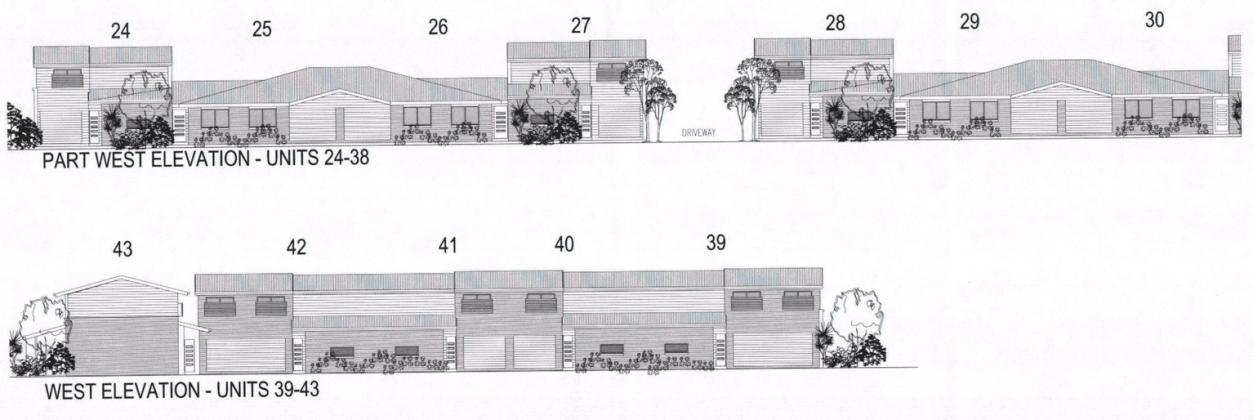 15 Stewart Road, Albany Creek. Planning Image: Peninsula Architects
