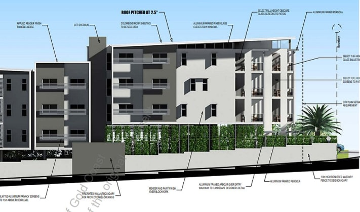 Planning image: Burleigh Design