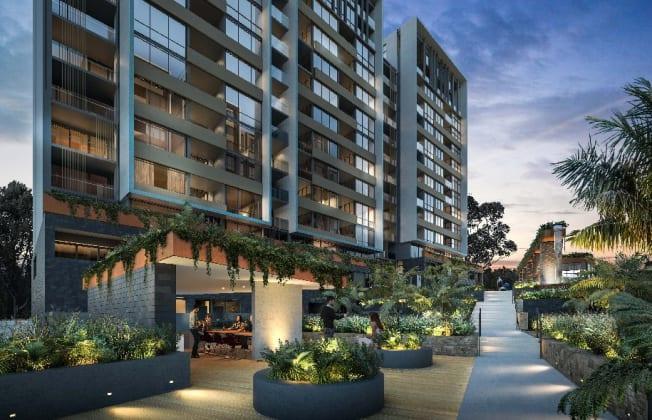 Planning image: Warren and Mahoney Architects