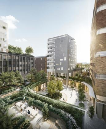 Planning Image: SJB Architects