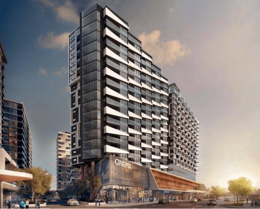 174 Logan Road, Woolloongabba. Planning Image: DBI Design