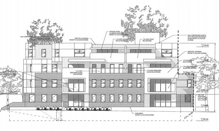 Planning image: Gemano Architects