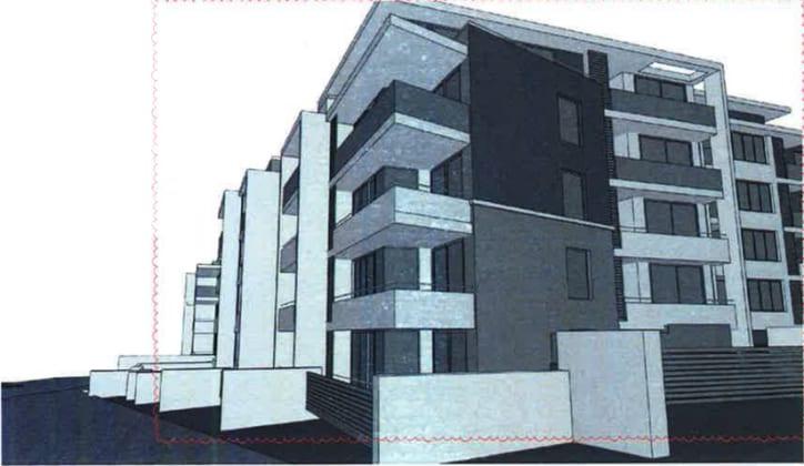 2-4 Crandon Road, Epping. planning Image: JPRA