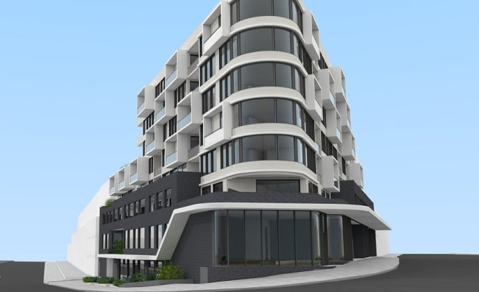 Planning image: Olsson & Associates Architects
