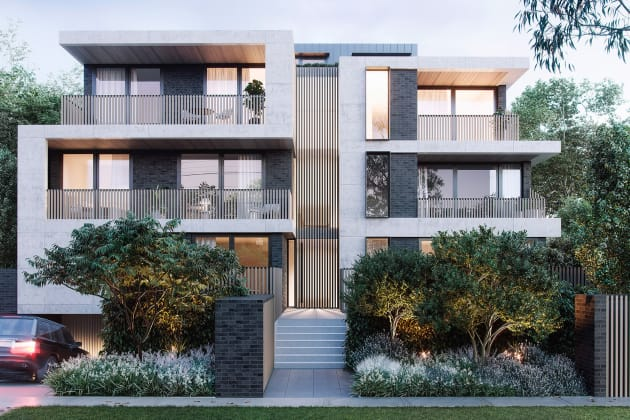 21 Riversdale Road, Hawthorn. Image: Marshall White