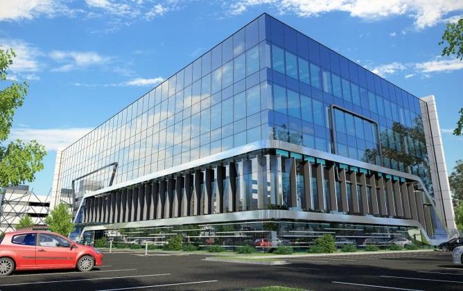 Image: Concept Y Architecture