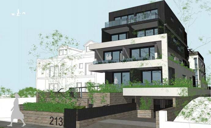 Planning image: Arkhaus