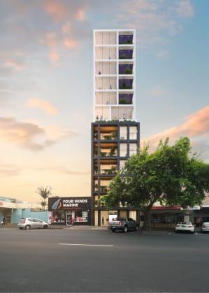 22 Bellerine Street. Image: Cera Stribley Architects