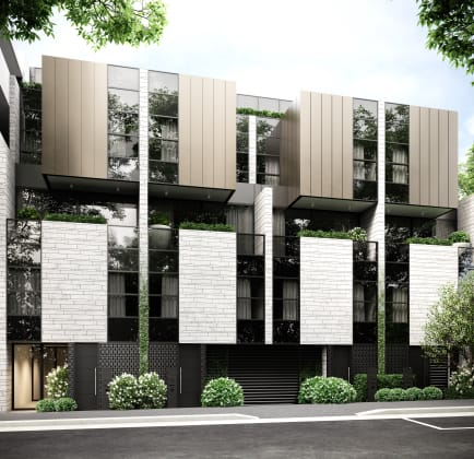 233 Dryburgh Street, North Melbourne. Image: The Frater Group