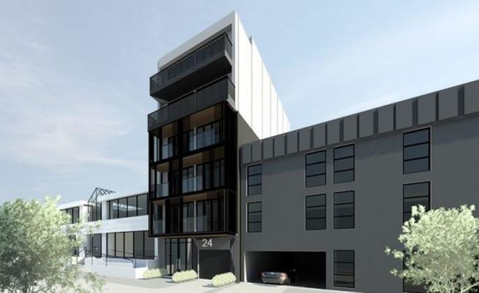 24 Thomson Street, South Melbourne. Image courtesy Ridolfi