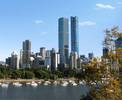 240 Margaret Street, Brisbane - image: Cox Architecture