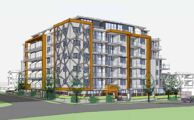 Planning image: Morfosis Architects