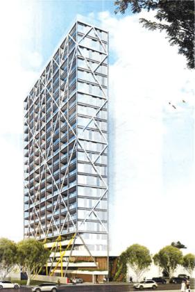 26 Second Avenue, Blacktown. Planning Image: Conrad Gargett
