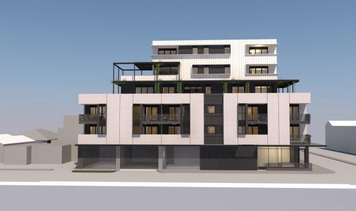 Image: Chamberlain Architects