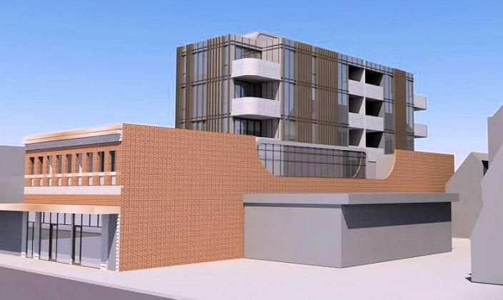 358-360 Sydney Road, Brunswick. Image courtesy Burgess Rawson