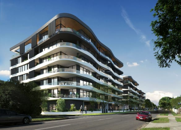 36 Dawson Road, Upper Mount Gravatt. Planning Image: Group GSA