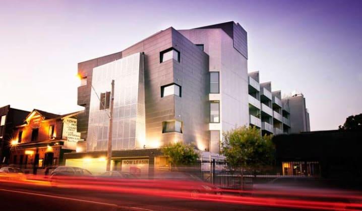 Ebony All Suite Hotel - 38 Inkerman Street, St Kilda. Image courtesy John Davey Architects