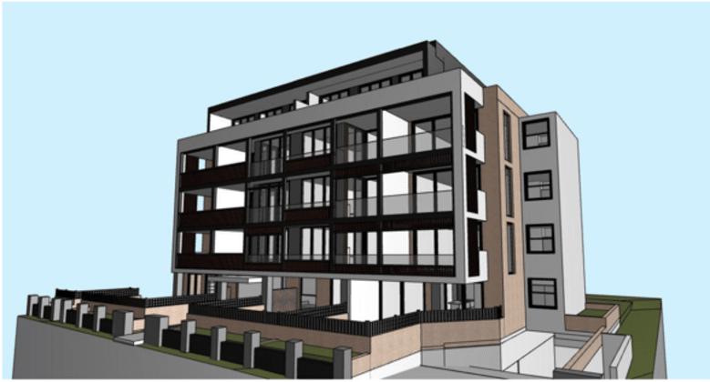 4 Bellevue Street, Thornleigh. Planning Image: Urbanlink