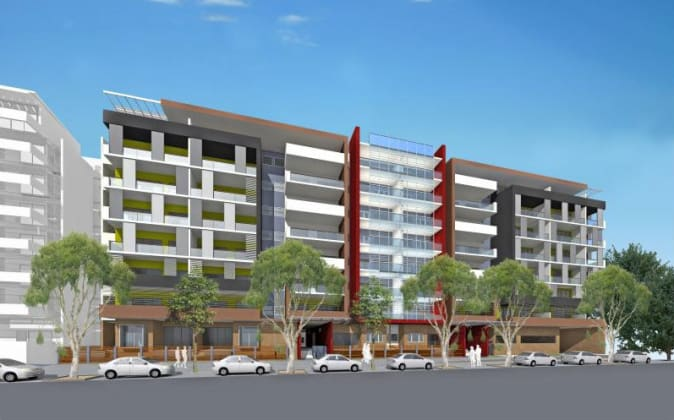 40-50 Arncliffe Street, Wolli Creek. Image: Top Pacific Group