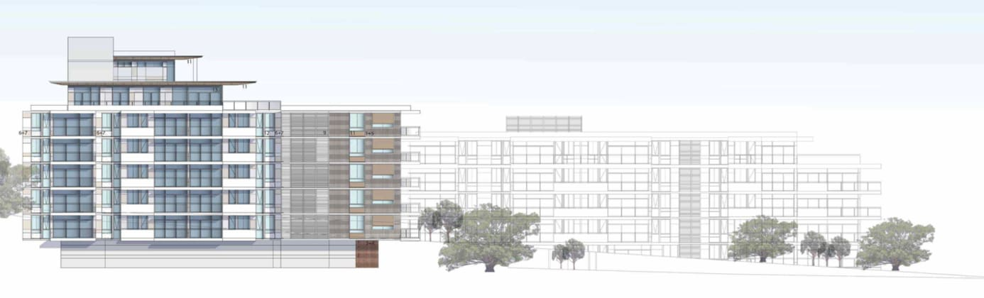 40-50 Pennant Hills Road, Normanhurst. Planning Image: PTW Architects