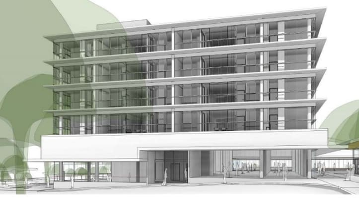 Planning image: Cox Architecture