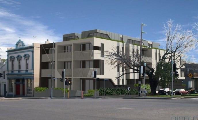 450 Queensberry Street, North Melbourne. Image courtesy Ridolfi