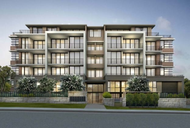 457-459 Pacific Highway, Asquith. Planning image: PBD Architects